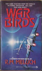 War Birds - R.M. Meluch