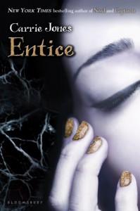 Entice  - Carrie Jones