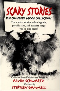 Scary Stories Boxed Set - Alvin Schwartz
