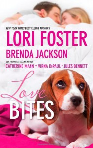 Love Bites - Lori Foster, Brenda Jackson, Catherine Mann, Jules Bennett, Virna DePaul