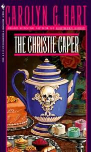 The Christie Caper - Carolyn G. Hart