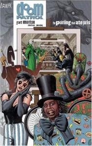 Doom Patrol, Vol. 2: The Painting That Ate Paris - Grant Morrison, Richard Case, John Nyberg