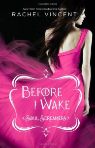 Before I Wake - Rachel Vincent