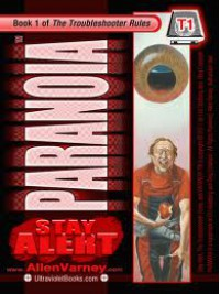 Paranoia A1 The Computer is your Friend - Allen Varney,  W.J. MacGuffin,  Gareth Hanrahan,  Greg Ingber