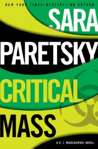 Critical Mass - Sara Paretsky