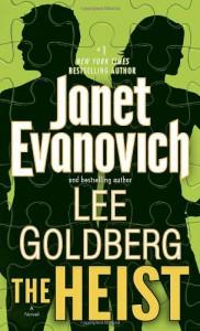 The Heist - Janet Evanovich, Lee Goldberg