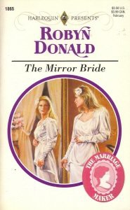 Mirror Bride (The Marriage Maker) - Robyn Donald