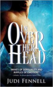 In Over Her Head (Tritone Trilogy #1) - Judi Fennell
