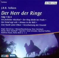 Der Herr der Ringe. Sonderausgabe. 11 CDs. 756 Min. - J.R.R. Tolkien