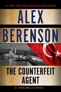 The Counterfeit Agent - Alex Berenson