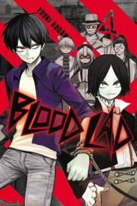Blood Lad, Vol. 4 - Yuuki Kodama