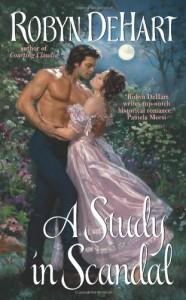 A Study in Scandal - Robyn DeHart