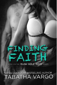 Finding Faith - Tabatha Vargo
