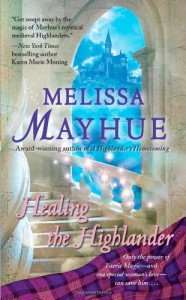 Healing the Highlander (Daughters of the Glen) - Melissa Mayhue