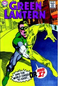 Showcase Presents: Green Lantern Vol. 4 - Dennis O'Neil, John Broome, Gil Kane, Mike Fekowsky, Gardner F. Fox