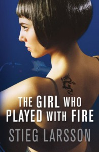The Girl Who Played With Fire (Millennium Trilogy) - Stieg Larsson