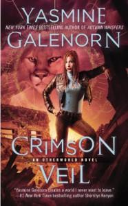 Crimson Veil (Otherworld/Sisters of the Moon #15) - Yasmine Galenorn