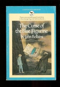 The Curse of the Blue Figurine - John Bellairs