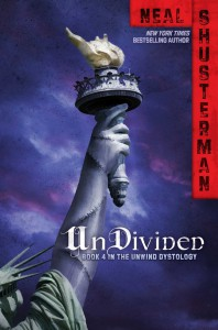 Undivided (Unwind, #4) - Neal Shusterman
