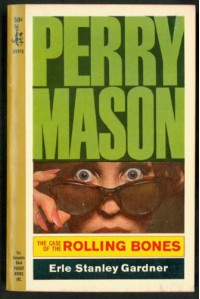 The Case of the Rolling Bones - Erle Stanley Gardner