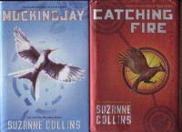 Catching Fire and Mockingjay (The Hunger Games, Book 2 and Book 3) - Suzanne  Collins