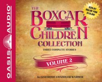 The Boxcar Children Collection, Vol. 2 (Library Edition) - Gertrude Chandler Warner, Aimee Lilly
