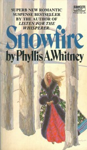Snowfire - Phyllis A. Whitney