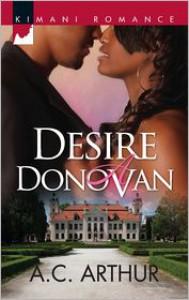 Desire a Donovan - A.C. Arthur