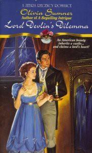 Lord Devlin's Dilemma (Zebra Regency Romance) - Olivia Sumner