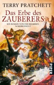 Das Erbe des Zauberers (Scheibenwelt, #3) - Terry Pratchett, Andreas Brandhorst