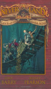 Cave of the Dark Wind  - Greg Call, Dave Barry, Ridley Pearson