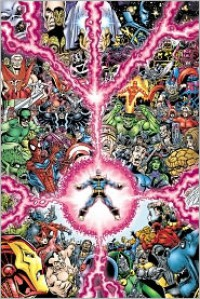 Marvel Universe: The End - Jim Starlin