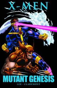 X-Men: Mutant Genesis (Marvel Premiere Classic) - John Byrne;Chris Claremont;Scott Lobdell