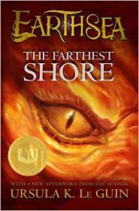 The Farthest Shore - Ursula K. Le Guin
