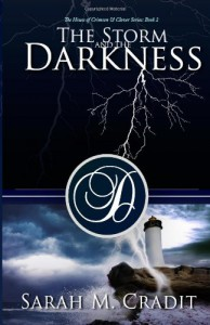 The Storm and the Darkness - Sarah M. Cradit