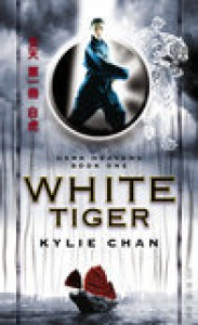 White Tiger - Kylie Chan