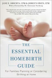 The Essential Homebirth Guide: For Families Planning or Considering Birthing - Jane E. Drichta, Jodilyn Owen, Christiane Northrup