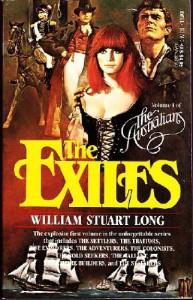 The Exiles (The Australians, Vol. 1) - William Stuart Long
