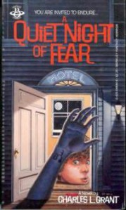 Quiet Night of Fear - Charles L. Grant