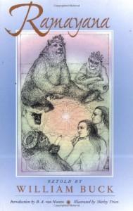 Ramayana - Vālmīki, William Buck, B.A. van Nooten, Shirley Triest