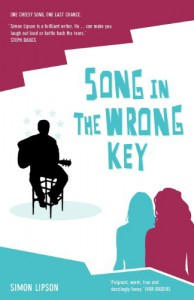 Song in the Wrong Key - Simon Lipson