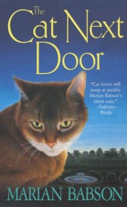 The Cat Next Door - Marian Babson