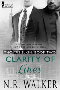 Clarity of Lines (Thomas Elkin) - N.R. Walker