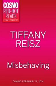 Misbehaving - Tiffany Reisz