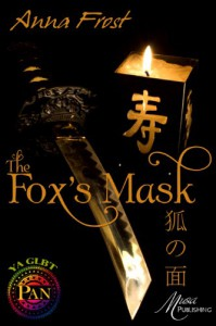 The Fox's Mask (The Kitsune Trilogy) - Anna  Frost