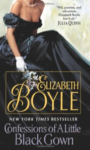 Confessions of a Little Black Gown - Elizabeth Boyle