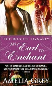 An Earl to Enchant - Amelia Grey