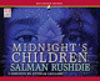 Midnight's Children - Salman Rushdie, Lyndam Gregory