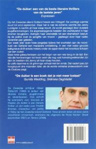 De duiker / druk 3: literaire thriller - H. Ostlundh