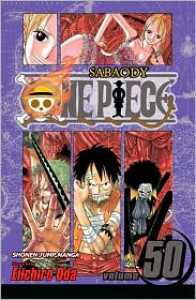 One Piece, Vol. 50: Arriving Again - Eiichiro Oda